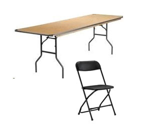 Rentals In Montgomery County PA Tables/Chairs
