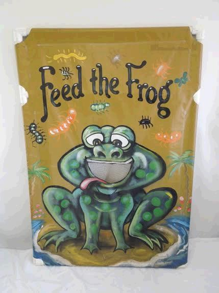 Where to find STAND-UP TOSS GAME, FEED THE FROG in Harleysville