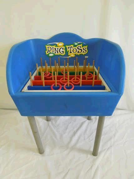 Where to find TOSS GAME, RING TOSS in Harleysville