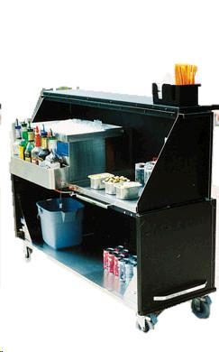Where to find PORTABLE BAR DELUXE 5FT in Harleysville