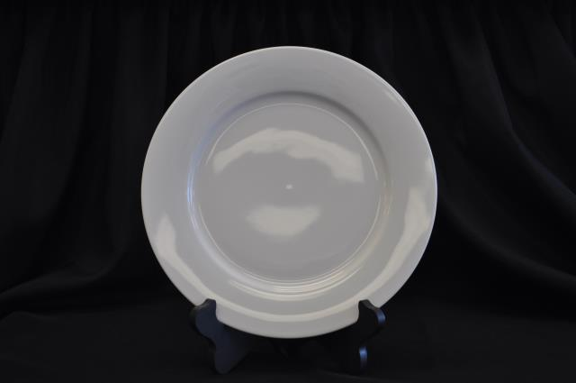Where to find WHITE CHINA DINNER PLATE 10-1 2 in Harleysville