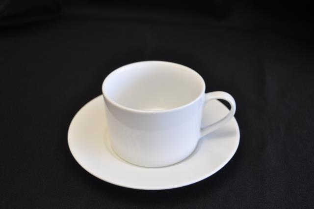 Where to find WHITE CHINA SAUCER 6-1 8 in Harleysville