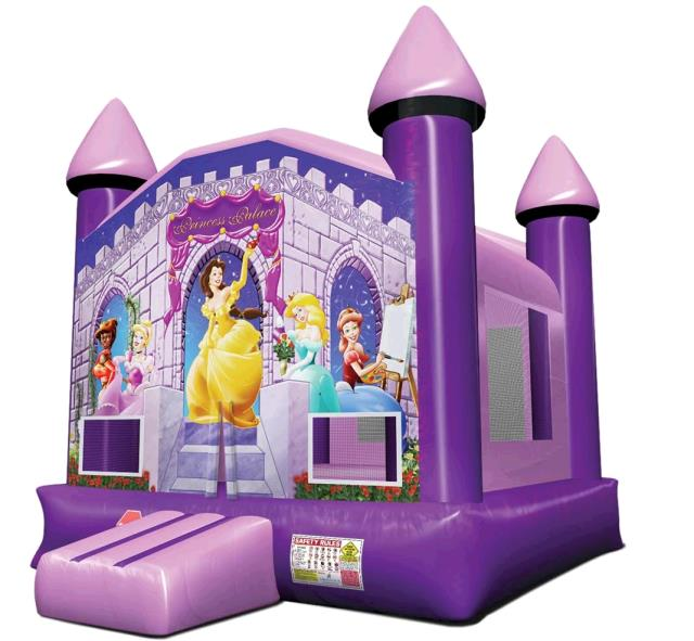 Where to find INFL, PRINCESS CASTLE in Harleysville