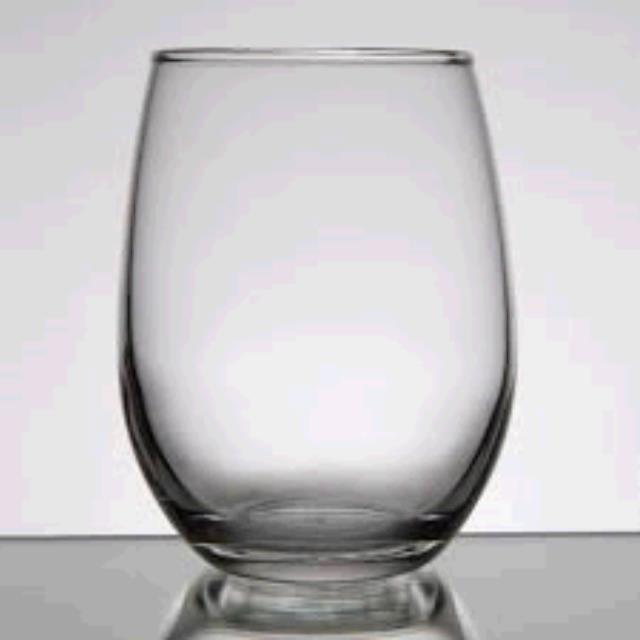 Where to find STEMLESS WINE GLASS 15OZ in Harleysville