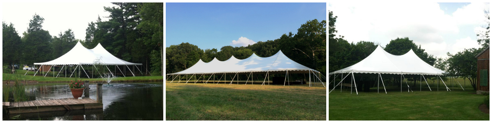 Tent rentals in Montgomery County PA